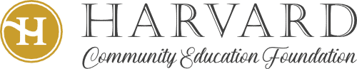 Harvard Community Education Foundation's Logo